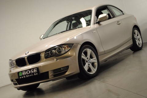 Bmw 120 d COUPE 163cv
