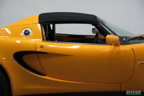 Lotus Elise 1.6*SIEGES CUIR*ETAT SHOWROOM*FAIBLE KM