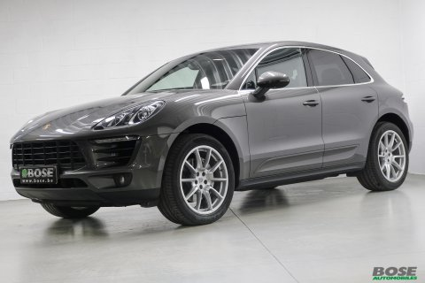Porsche Macan S 3.0 V6 Bi-Turbo PDK *FULL OPTIONS*ETAT NEUF*