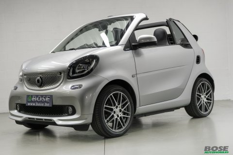 Smart Brabus 0.9 Turbo DCT FULL CUIR*CAMERA*