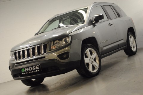 Jeep Compass 2.1 CRD Limited 2WD