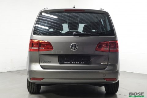 VW Touran 1.6 CR TDi Trendline 7pl.