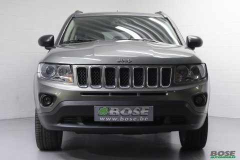 Jeep Compass 2.1 CRD Limited 4WD