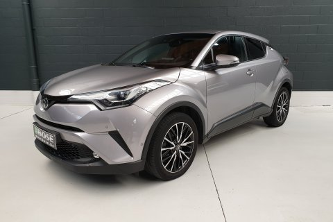 Toyota C-HR 1.2 Turbo 2WD