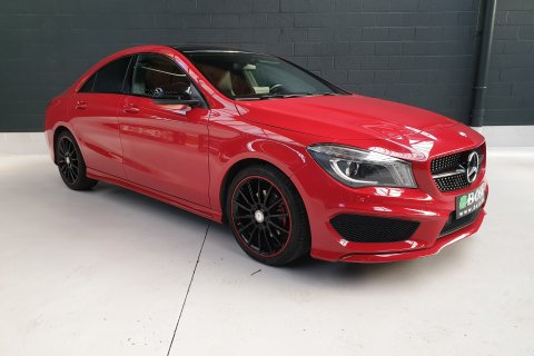Mercedes CLA180 BE Edition
