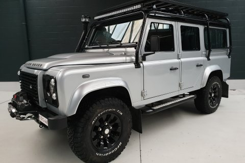Land Rover Defender 2.2 Turbo