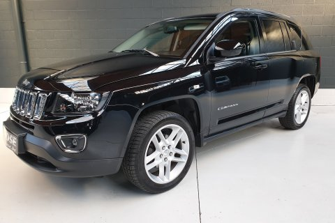 Jeep Compass 2.1 CRD S-Limited 4WD