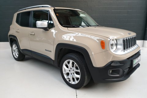 Jeep Renegade 2.0 MJD 4x4 Limited