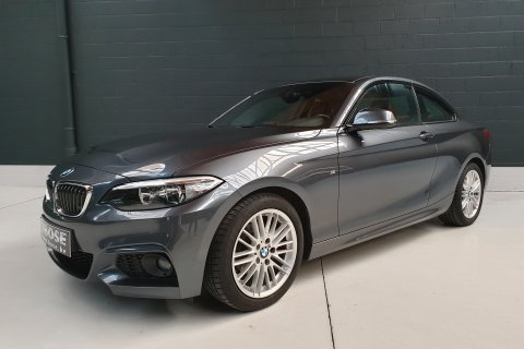 Bmw 218d COUPE M-Sport