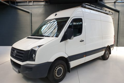 VW Crafter L2H2