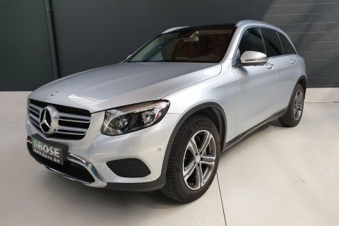 Mercedes GLC 220d 4-Matic