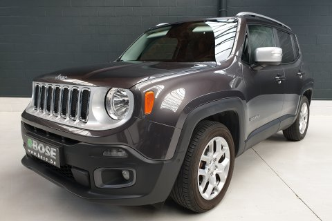 Jeep Renegade 1.4 Turbo 4x2 Limited DDCT