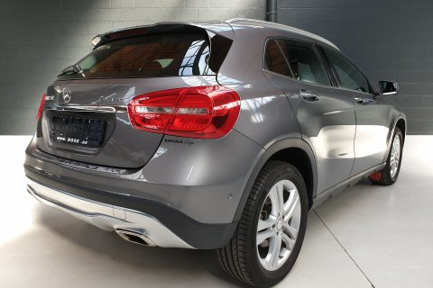 Mercedes GLA250 4Matic