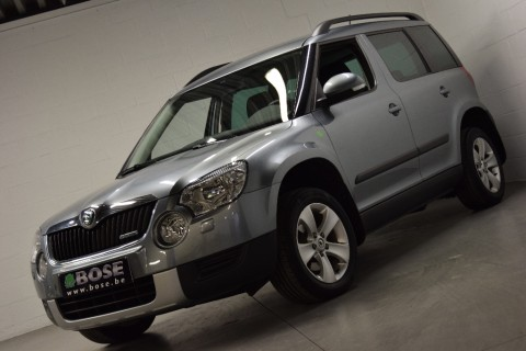 Skoda Yeti 1.6 CR TDi GreenLine Ambition