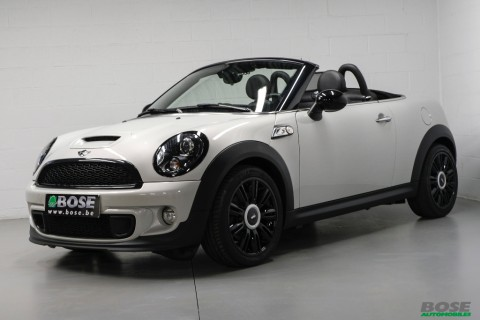 Mini Roadster Cooper S 1,6*Cabriolet*FULL*Cuir*