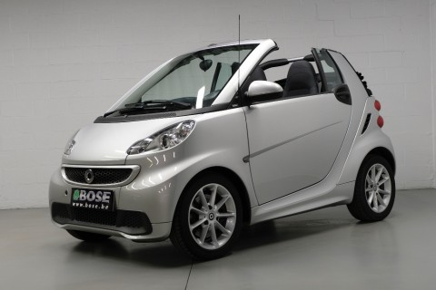 Smart ForTwo*Cabriolet*B. Auto*AC*