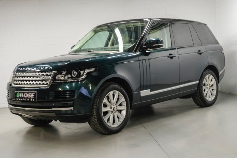 Land Rover 3.0 TDV6 Vogue