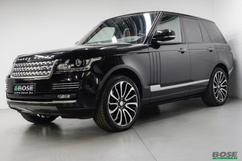 Land Rover 5.0i V8 SC Autobiography *Toit Pano*Cuir Rouge*