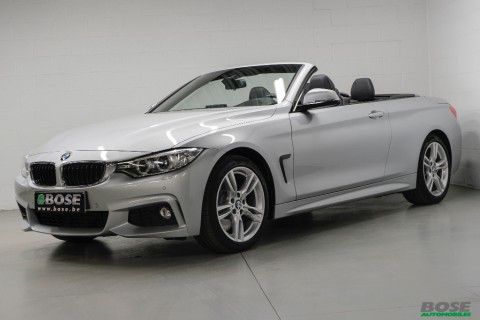 Bmw 430 D Cabriolet*Pack M*GPS*Xénon*Cuir*