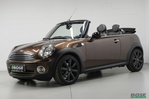 Mini Cooper 1.6i*Cuir*Cruise*MP3*