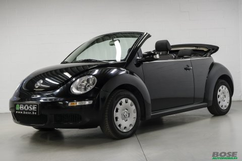 VW New Beetle 1.4i Cabriolet