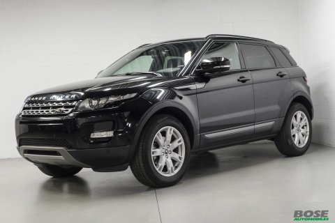 Land Rover Evoque 2.2 TD4 4WD Prestige*BLACK ON BLACK*FULL*