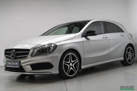 Mercedes A 180 PACK AMG COMPLET*GPS*LED*CUIR*