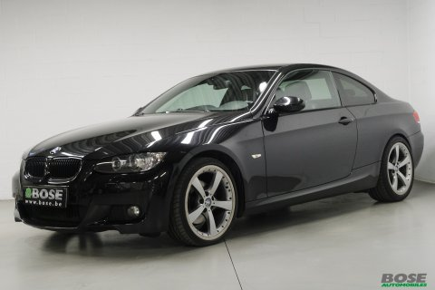 Bmw 320 COUPE*163CH*PACK M*CUIR*GPS*