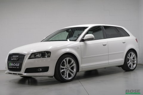 Audi A3 1.6 TDi Ambition S line *BOSE*CUIR*GPS*