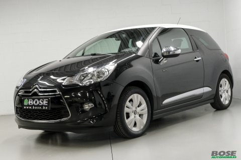Citroen DS3 SO CHIC*1.6 HDI*PACK SPORT*NAVIGATION*LED*
