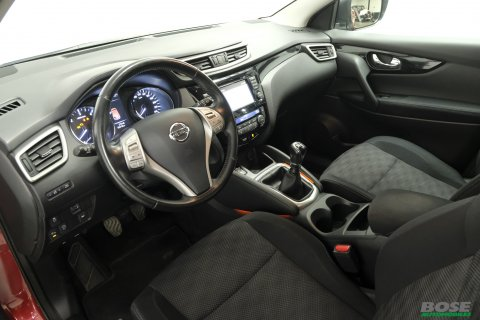Nissan Qashqai 1.5 dCi 2WD*NAVIGATION*CAMERA*LED*