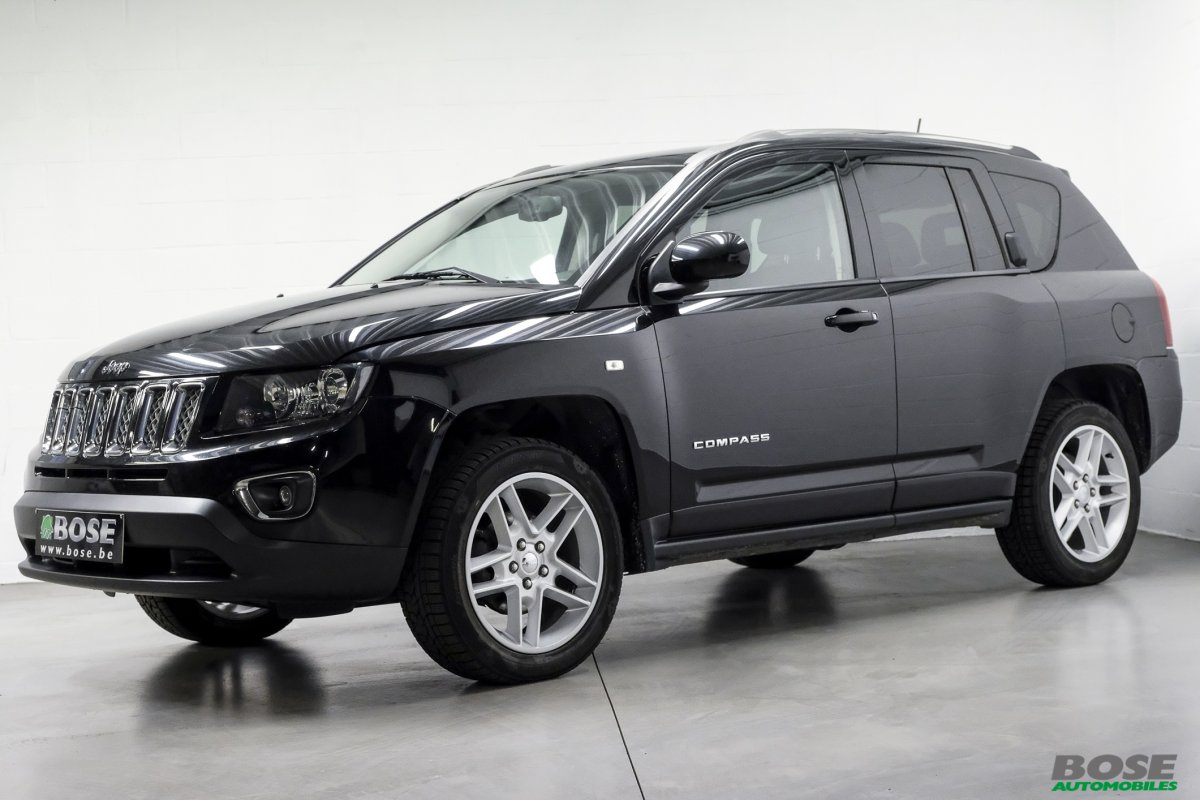 Jeep Jeep Compass 2.1 CRD 4WD Limited