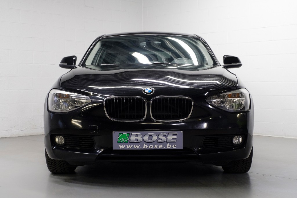 bmw 120da gps boite auto clim auto bose. Black Bedroom Furniture Sets. Home Design Ideas
