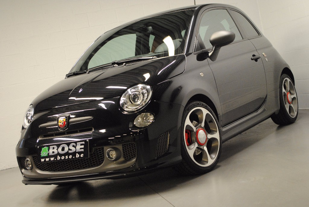 fiat 500 1 4 t jet abarth 595 competizione 160cv bose. Black Bedroom Furniture Sets. Home Design Ideas