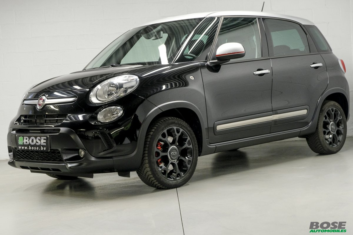 Fiat 500L 1.4 TurbO Beats and Treck*NAVI*PARTIEL CUIR*
